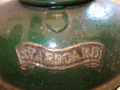 Steam Ship Starboard Light